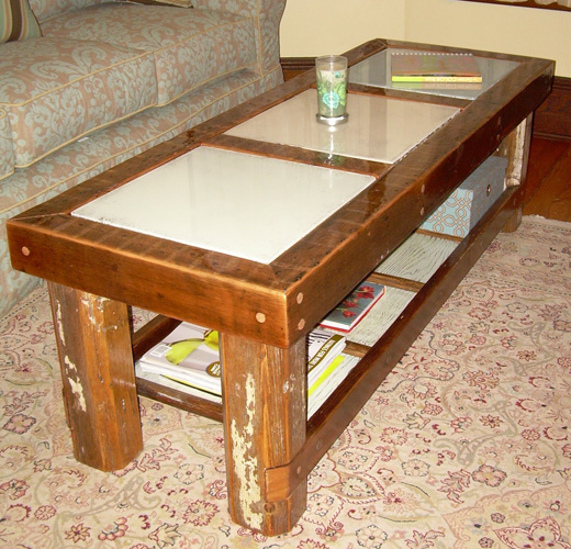 Interior bliss design custom projects and furnishings for Ladder coffee table